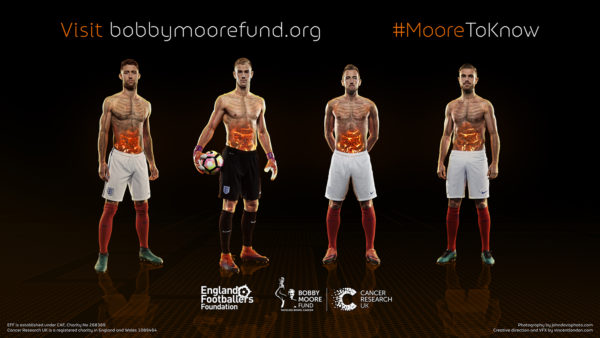 Claire Portman - Bobby Moore Fund