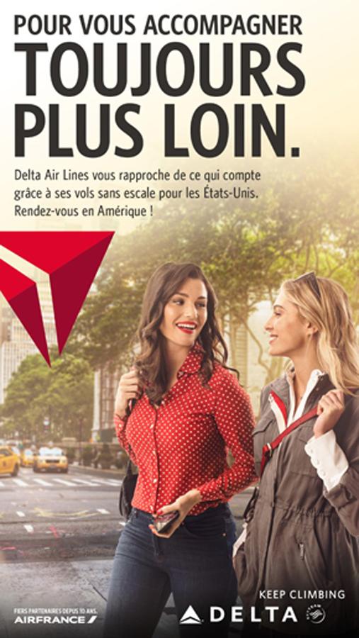 Claire Portman - Delta Airlines