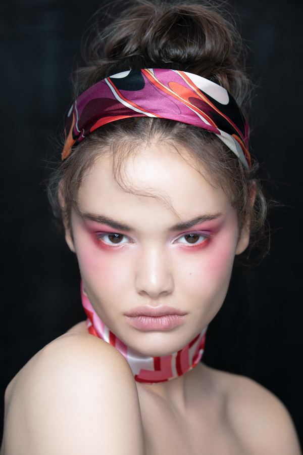 Claire Portman - makeup and hair