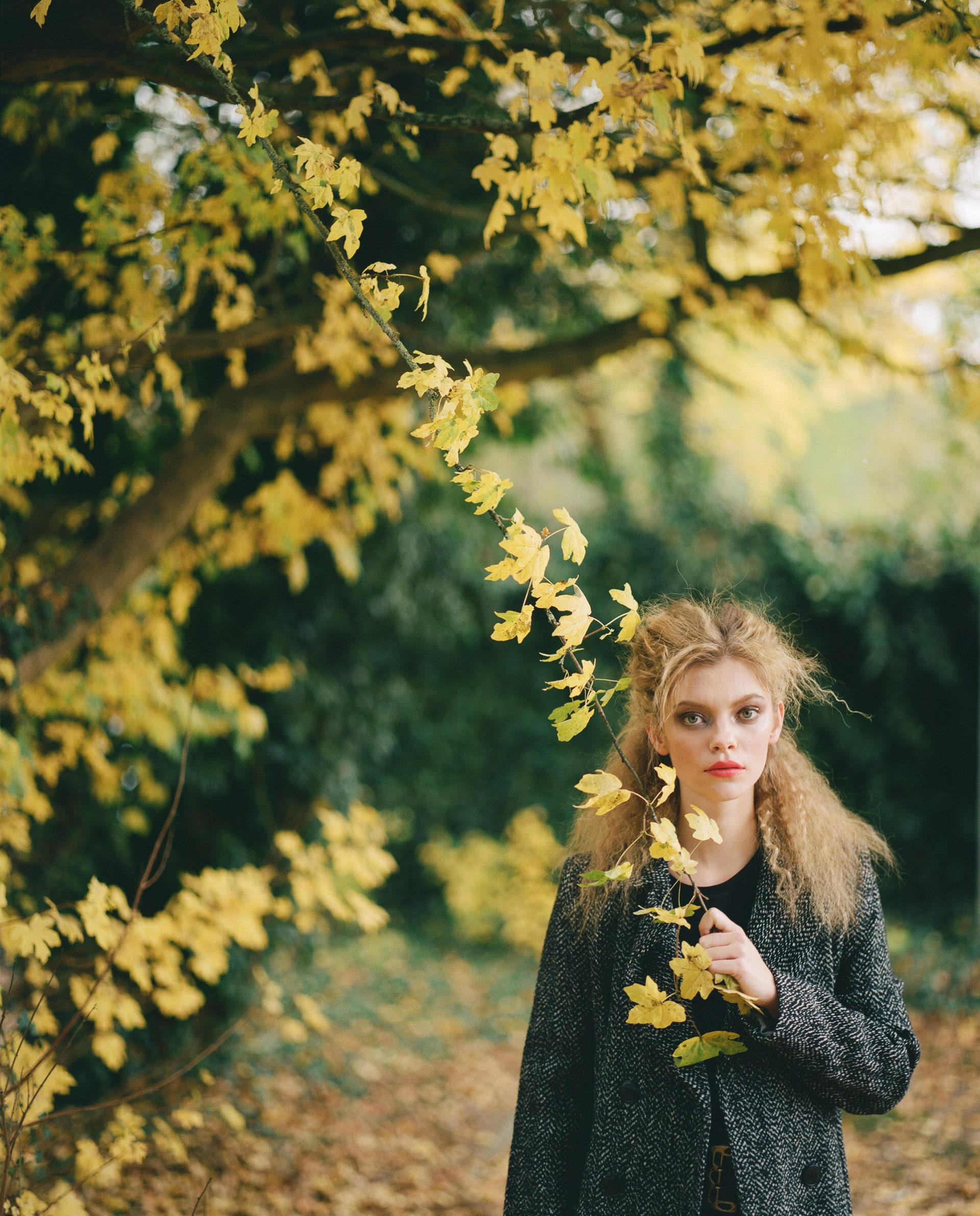 Claire Portman - makeup and hair